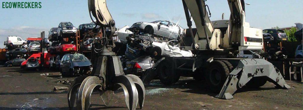 Christchurch car wreckers