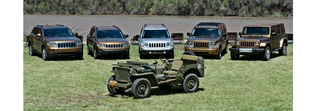 Jeep Scrappers Brisbane