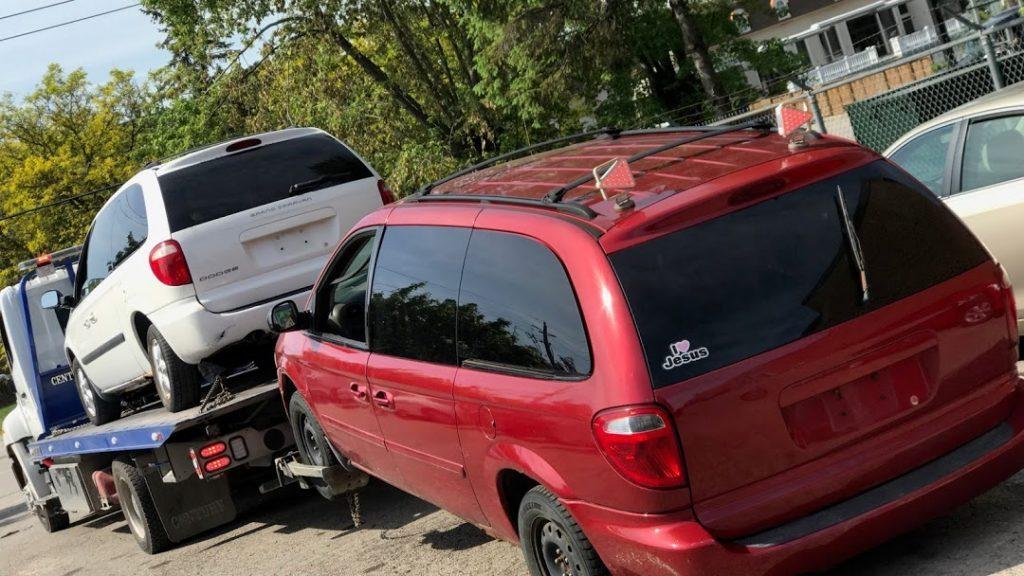 Car Salvage Calamvale